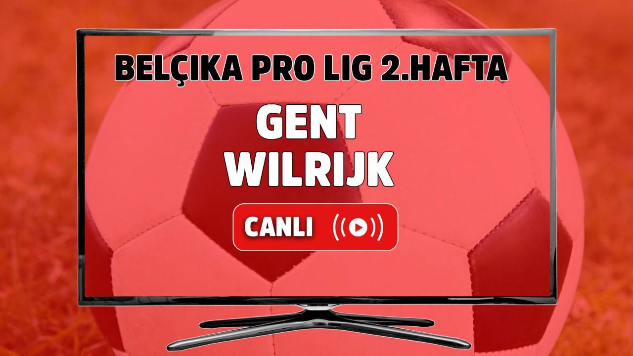 Gent – Wilrijk Canlı maç izle