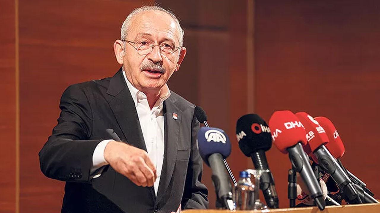 Anayasa çağrısına Kılıçdaroğlu'ndan cevap