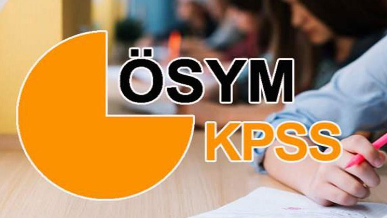 ÖSYM duyurdu! KPSS sınav sonuçları ne zaman açıklanacak?