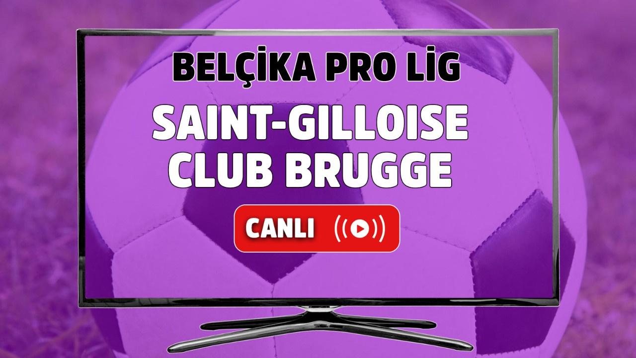 Saint-Gilloise – Club Brugge Canlı maç izle