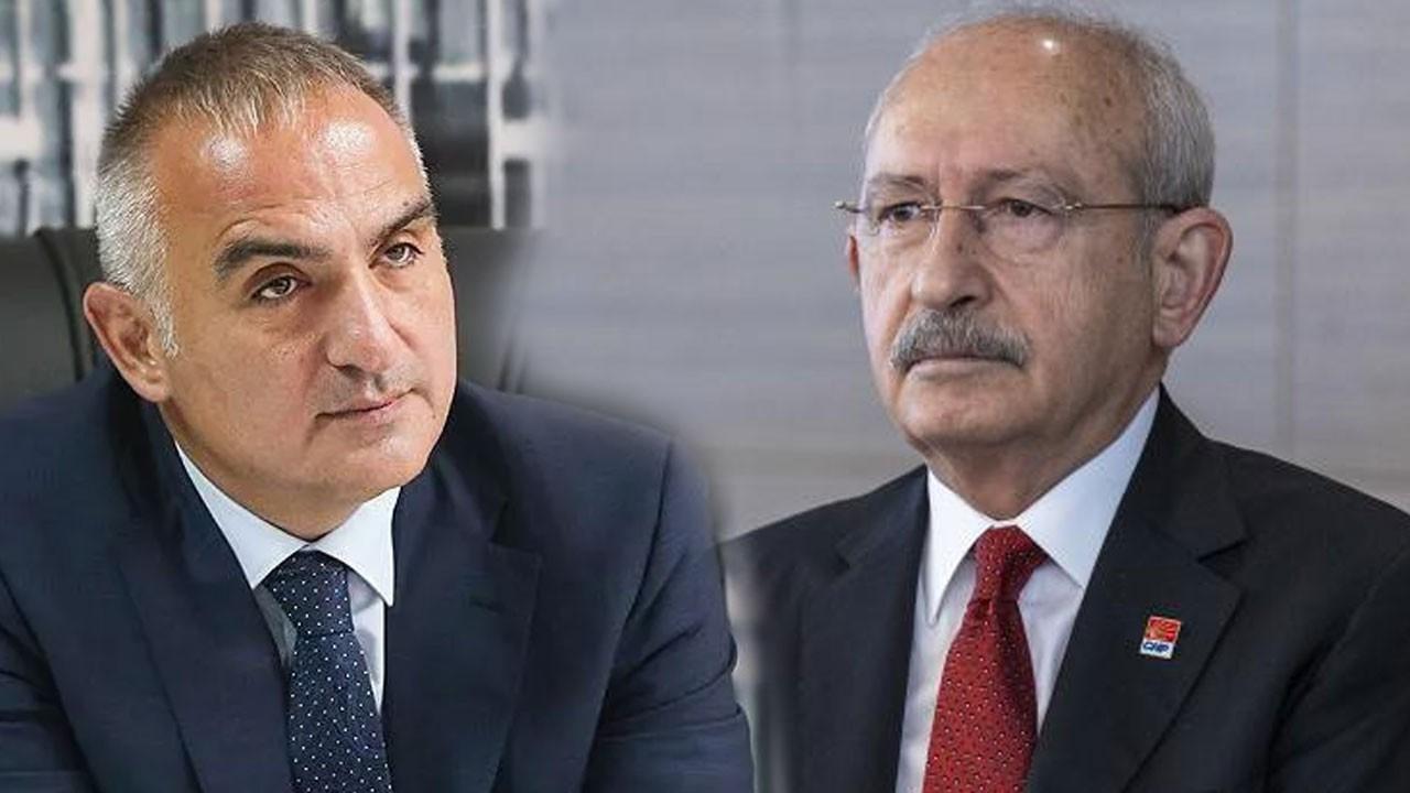 Kılıçdaroğlu'nun 'yapılaşma yetkisi' iddiasına Bakan Ersoy'dan yanıt