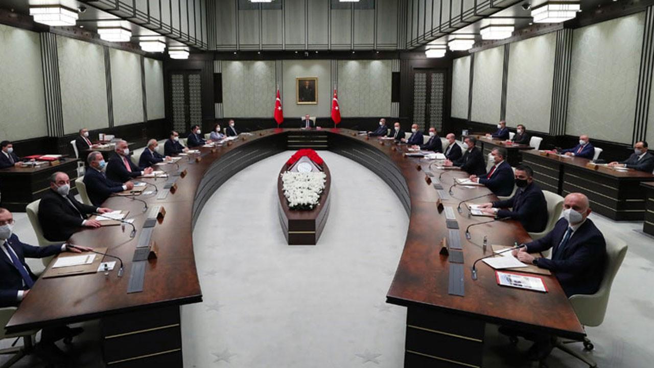 Kabine toplantısı hakkında flaş karar