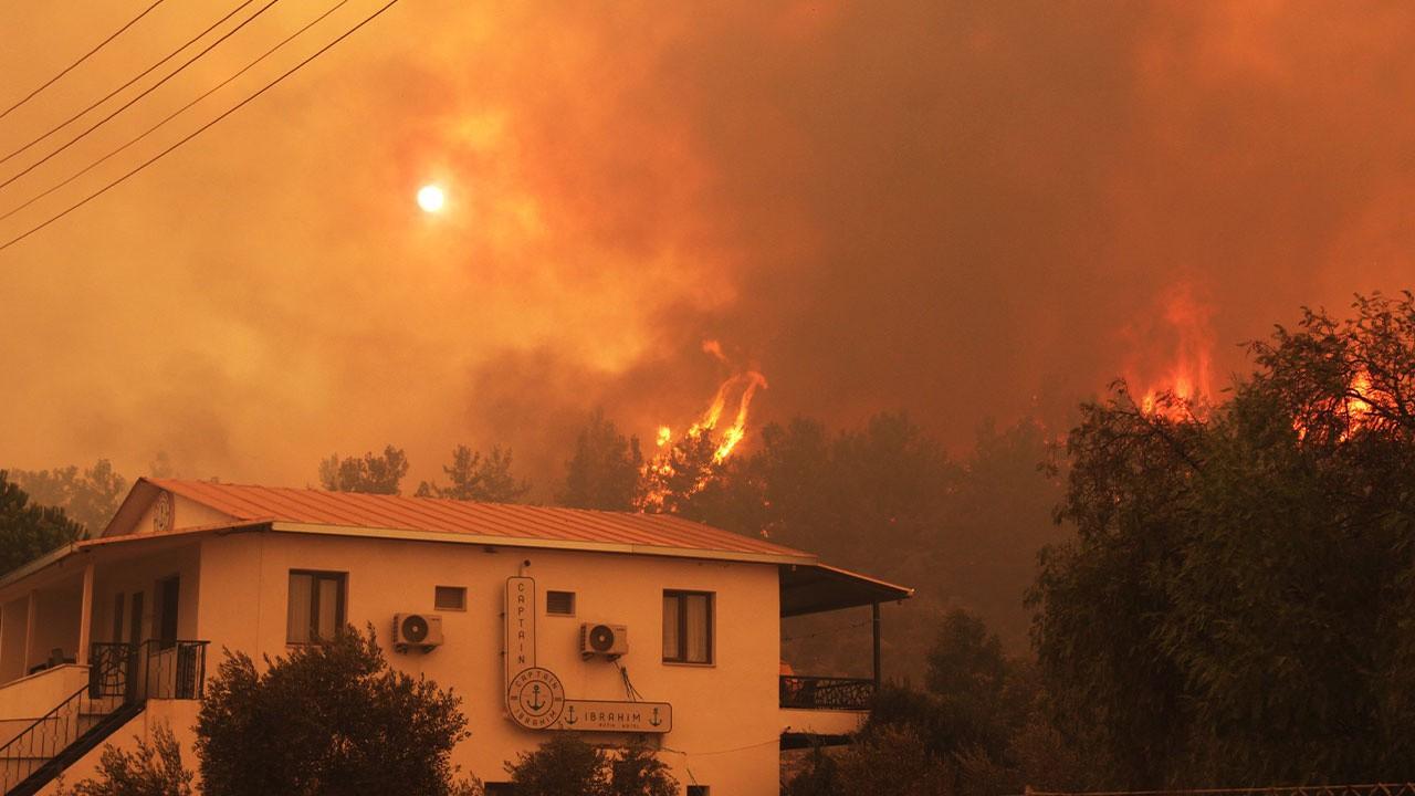İşte orman yangınlarındaki son durum!
