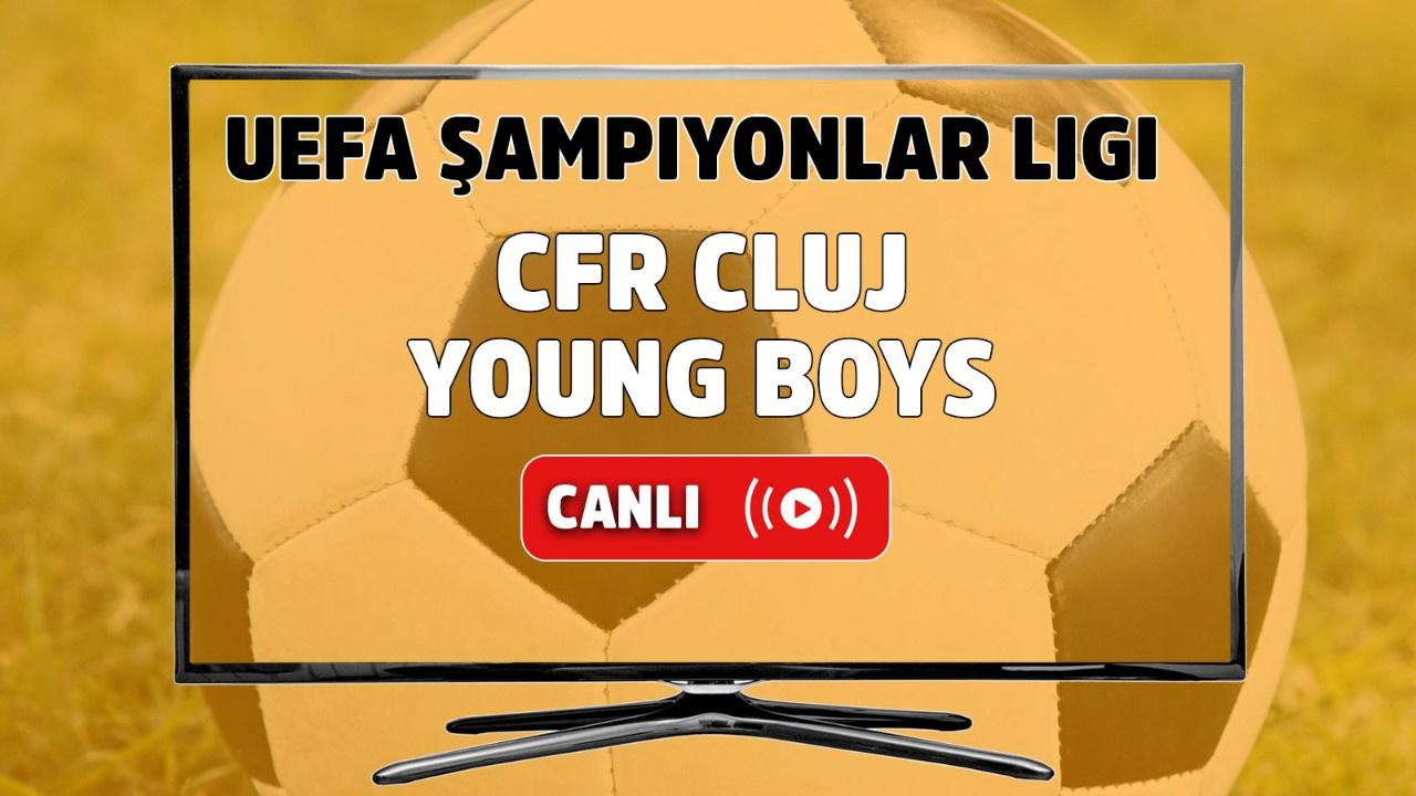 CFR Cluj – Young Boys Canlı Maç İzle