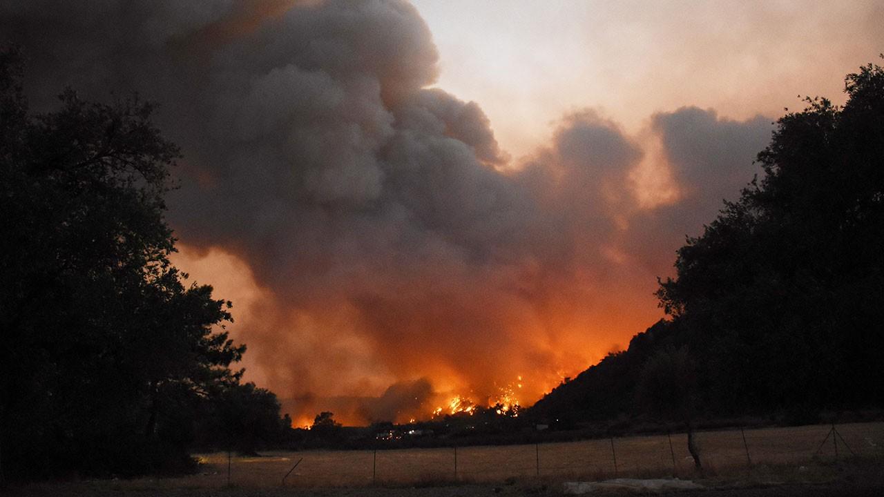 Türkiye yanıyor! İşte yangınlarda son durum
