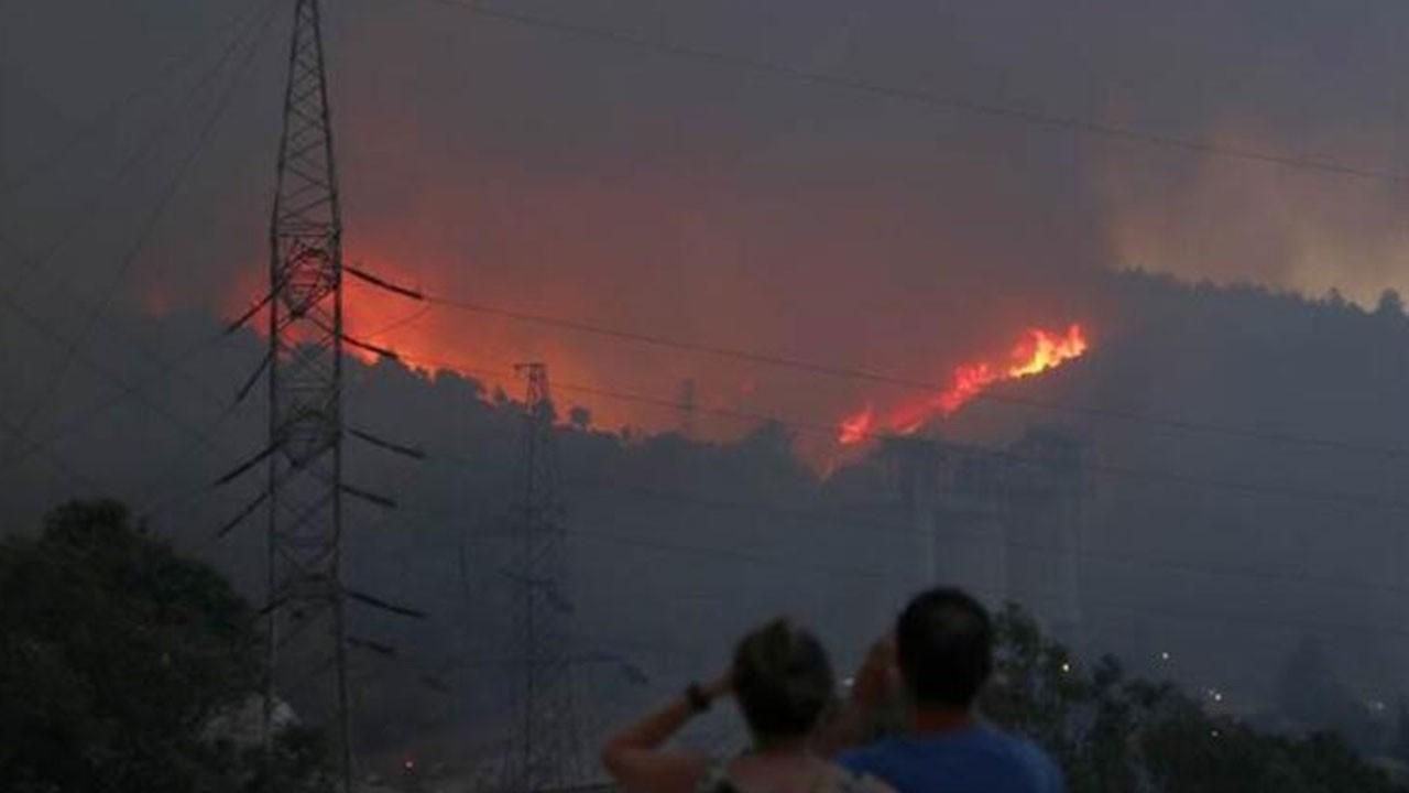 Türkiye yanıyor! Yangınlarla ilgili son dakika haberleri gelmeye devam ediyor