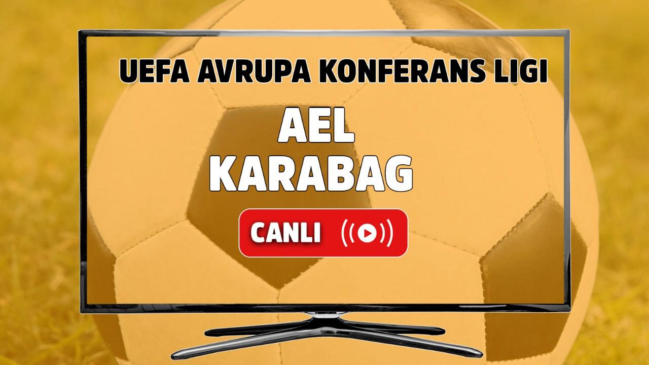 AEL – Karabağ Canlı