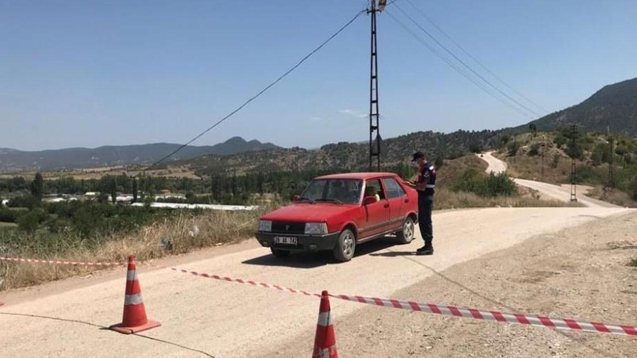 Eskişehir'de bir mahalle karantinaya alındı!