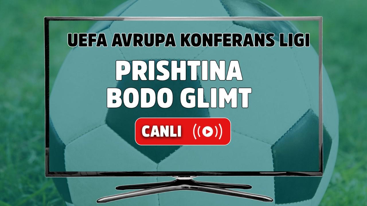 Prishtina – Bodo Glimt Canlı