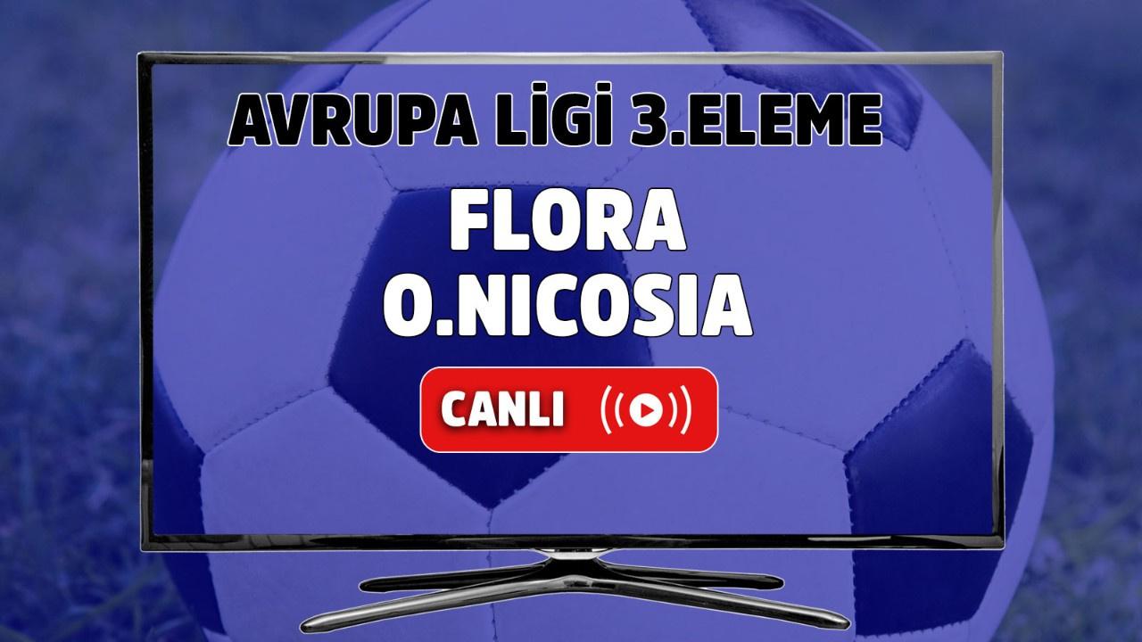 Flora - Ominia Nicosia Canlı