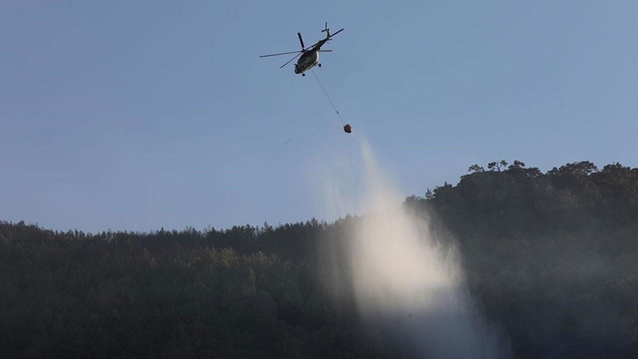 Bakan Pakdemirli: 267 yangın kontrol altında
