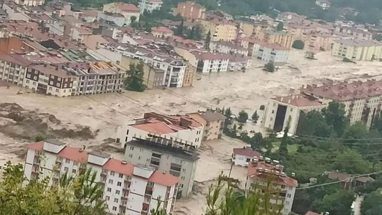 Bartın, Sinop ve Kastamonu dehşeti yaşadı!