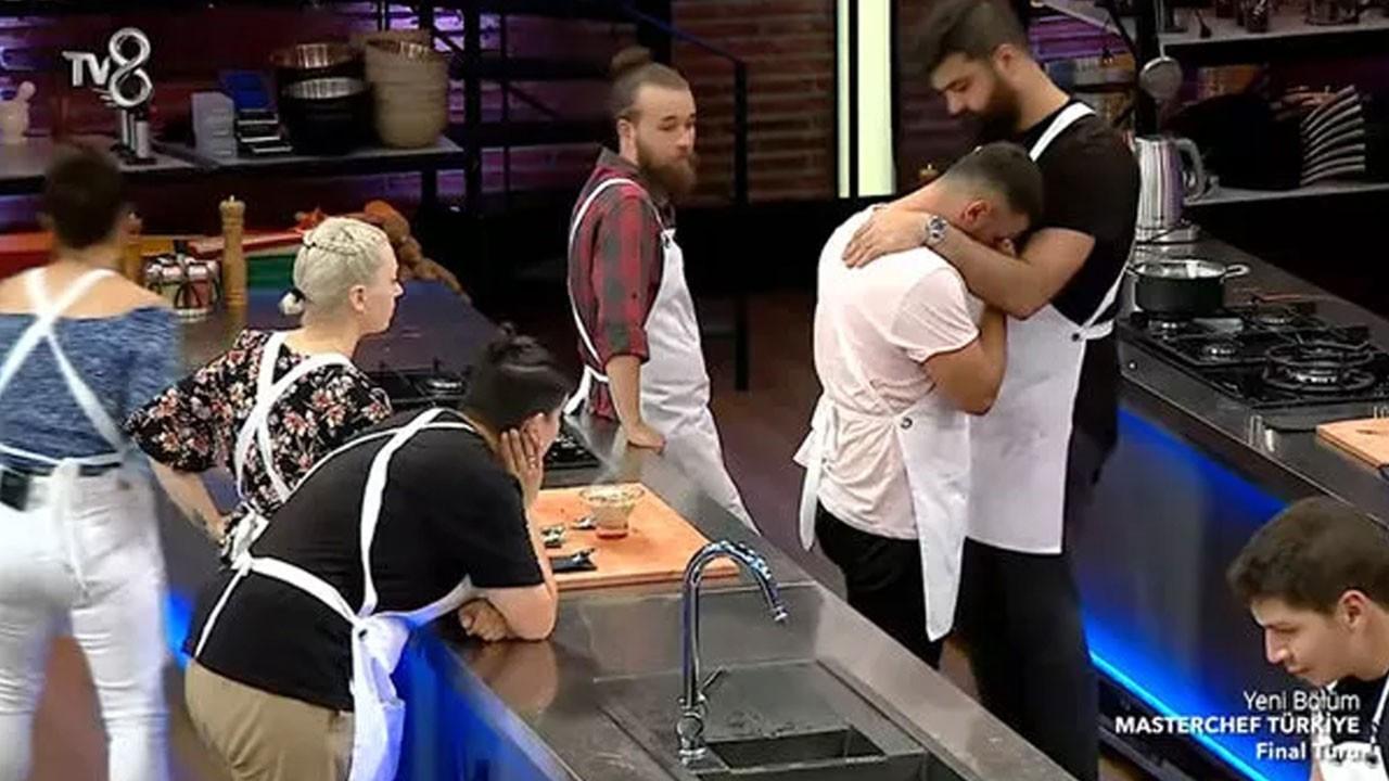 MasterChef'te Ali hem ağladı hem ağlattı