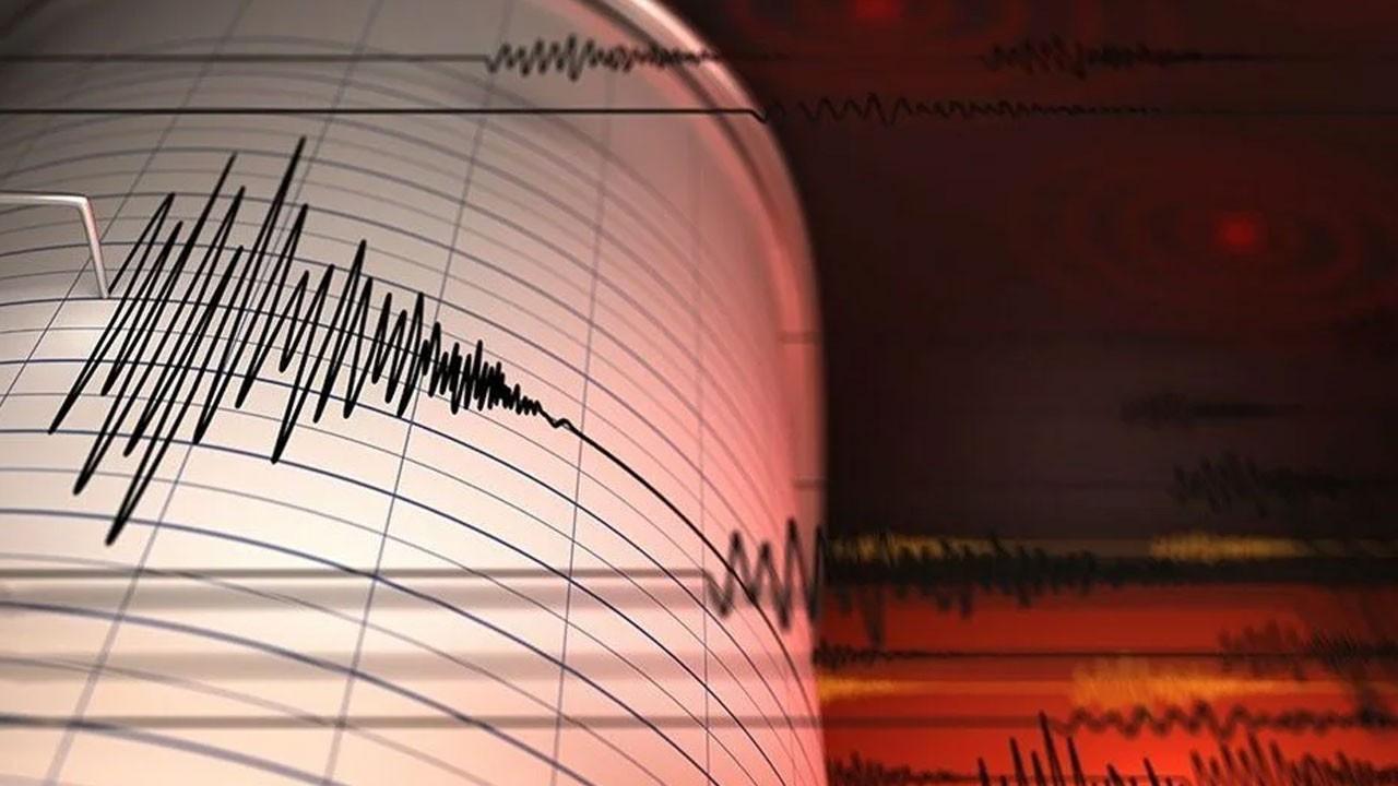 Bir deprem de Ege'de!
