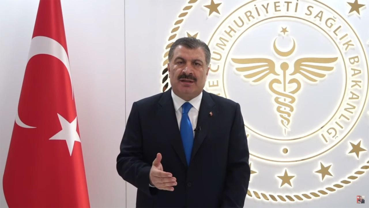 Sağlık Bakanı Fahrettin Koca o ili işaret etti!