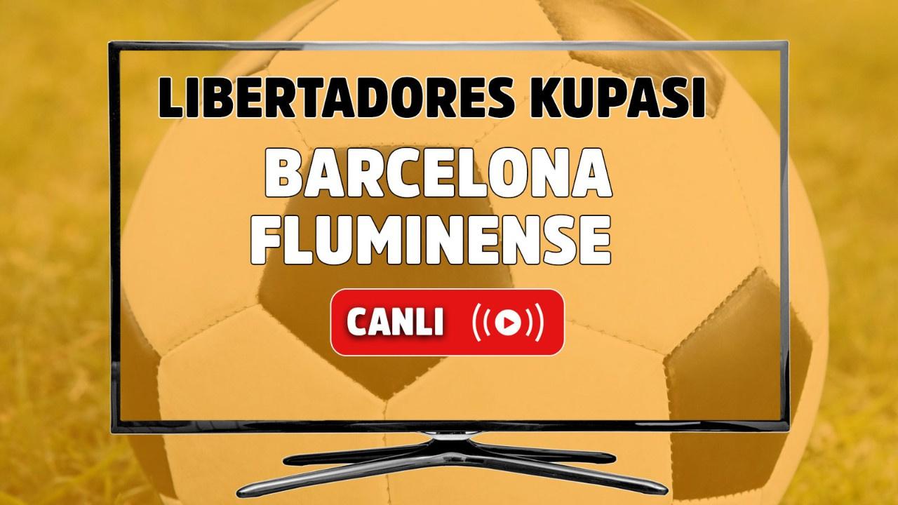 Barcelona – Fluminense Canlı