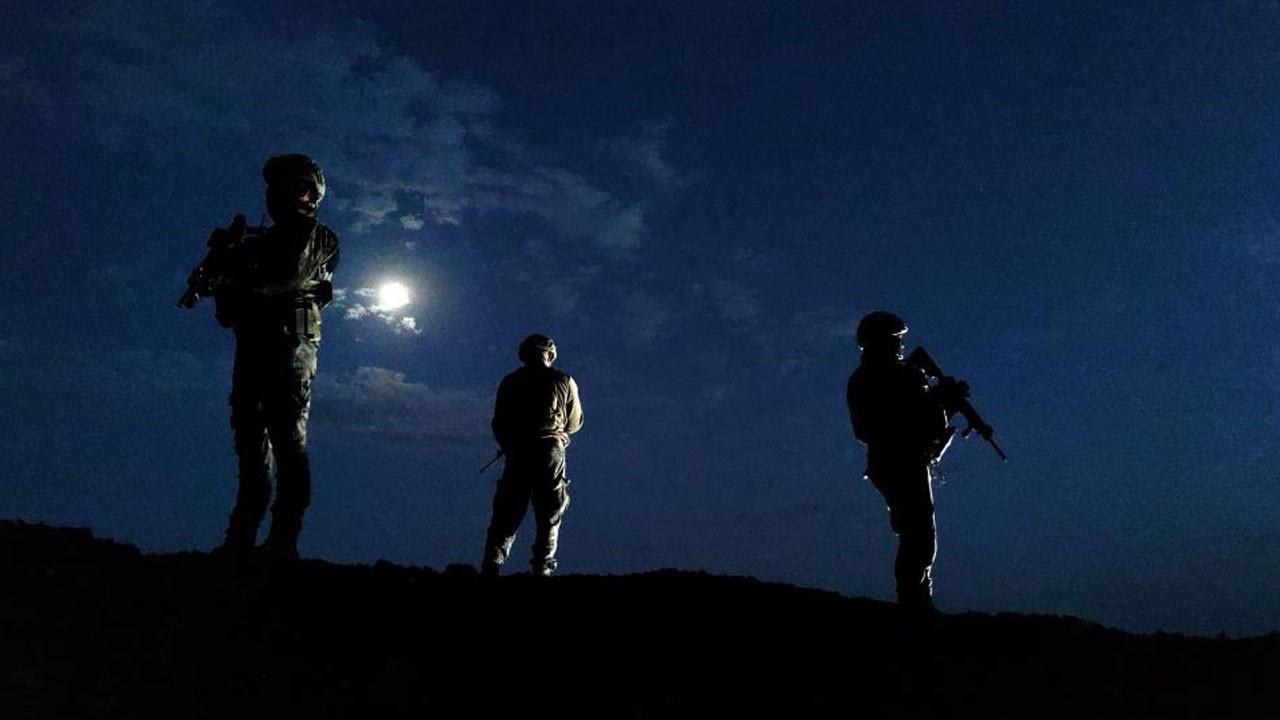 Sınır bölgesinde güvenlik önlemleri arttırıldı
