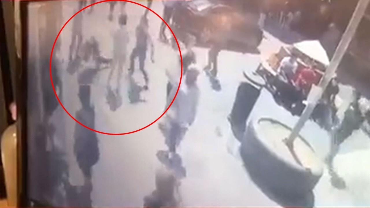 Son dakika haberi; İYİ Parti İstanbul İl Başkanı Buğra Kavuncu'ya saldırı