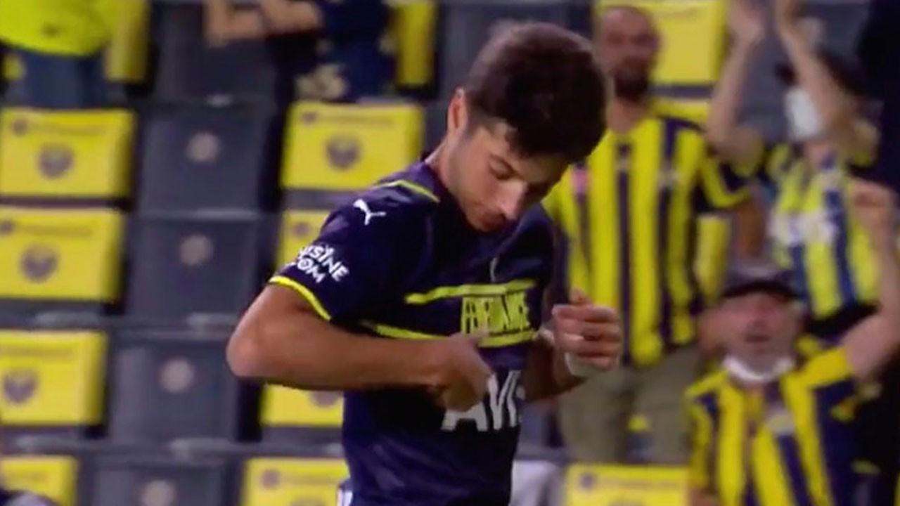 Fenerbahçeli Muhammed'in zor anları!