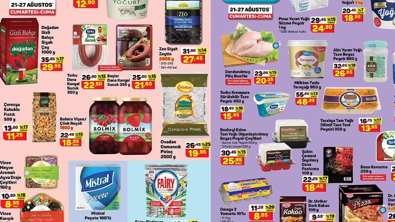 A101 aktüel ürünler kataloğu 27 Ağustos!