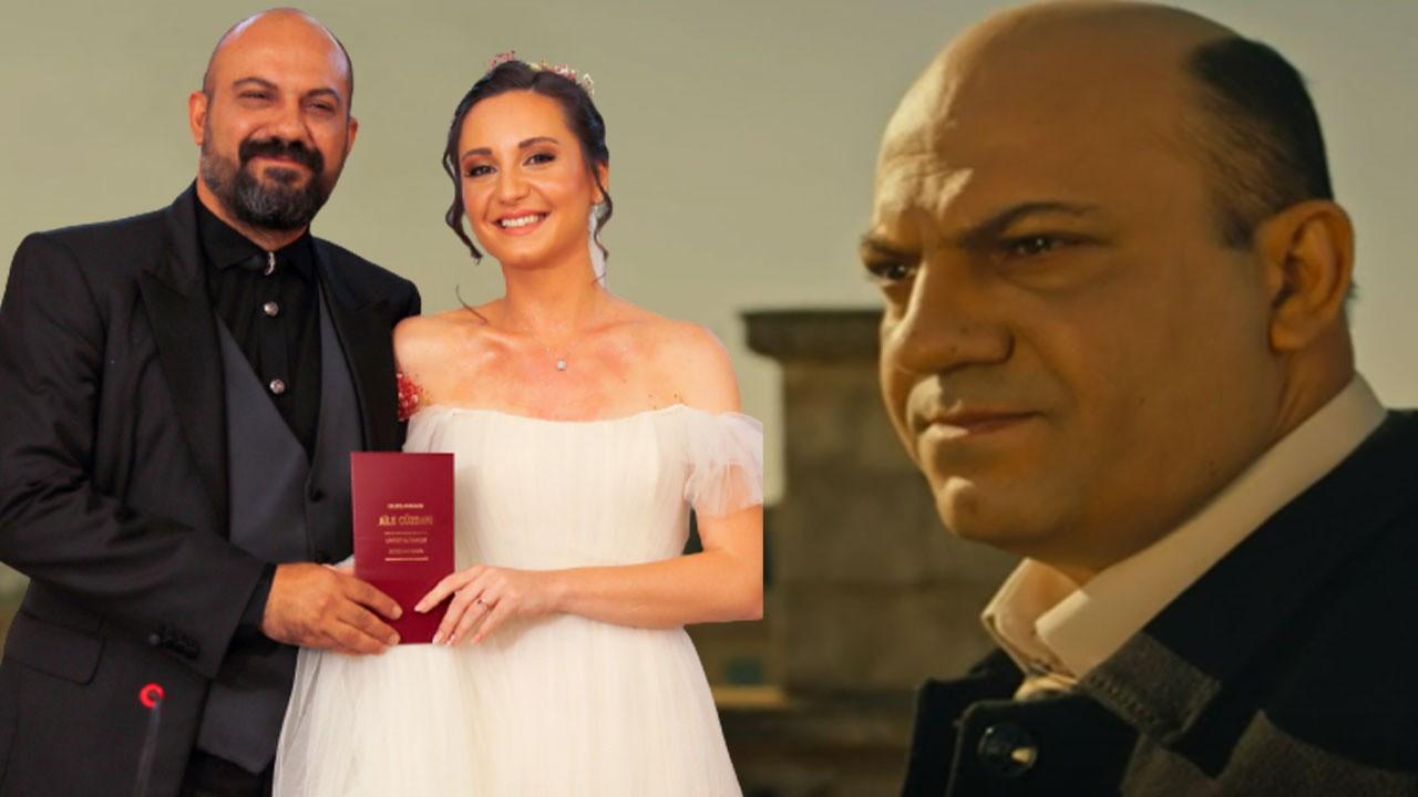 Bir Zamanlar Kıbrıs'ın Rauf Denktaş'ı evlendi