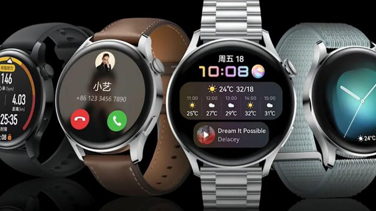 Huawei Watch 3 Pro ödül kazandı