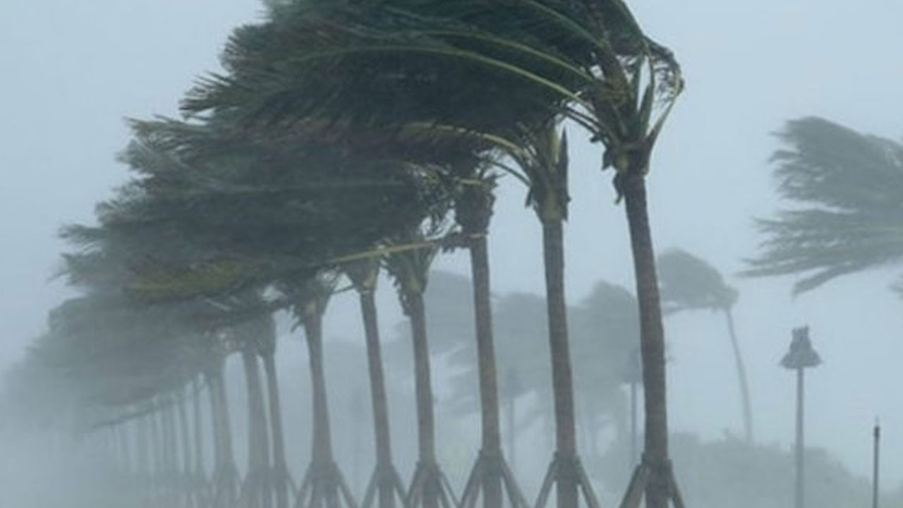 Kuvvetli rüzgar ve toz taşınımı riskine dikkat!