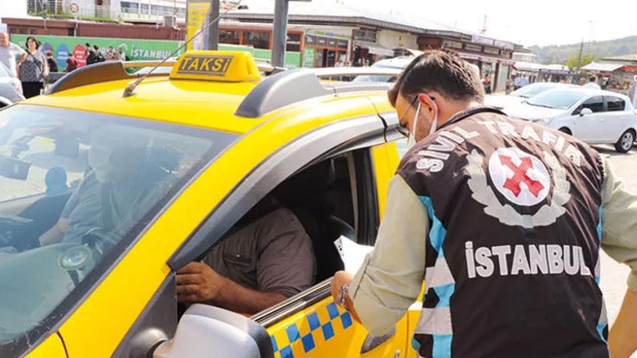 Bakanlıktan taksi sorununa çözüm önerisi
