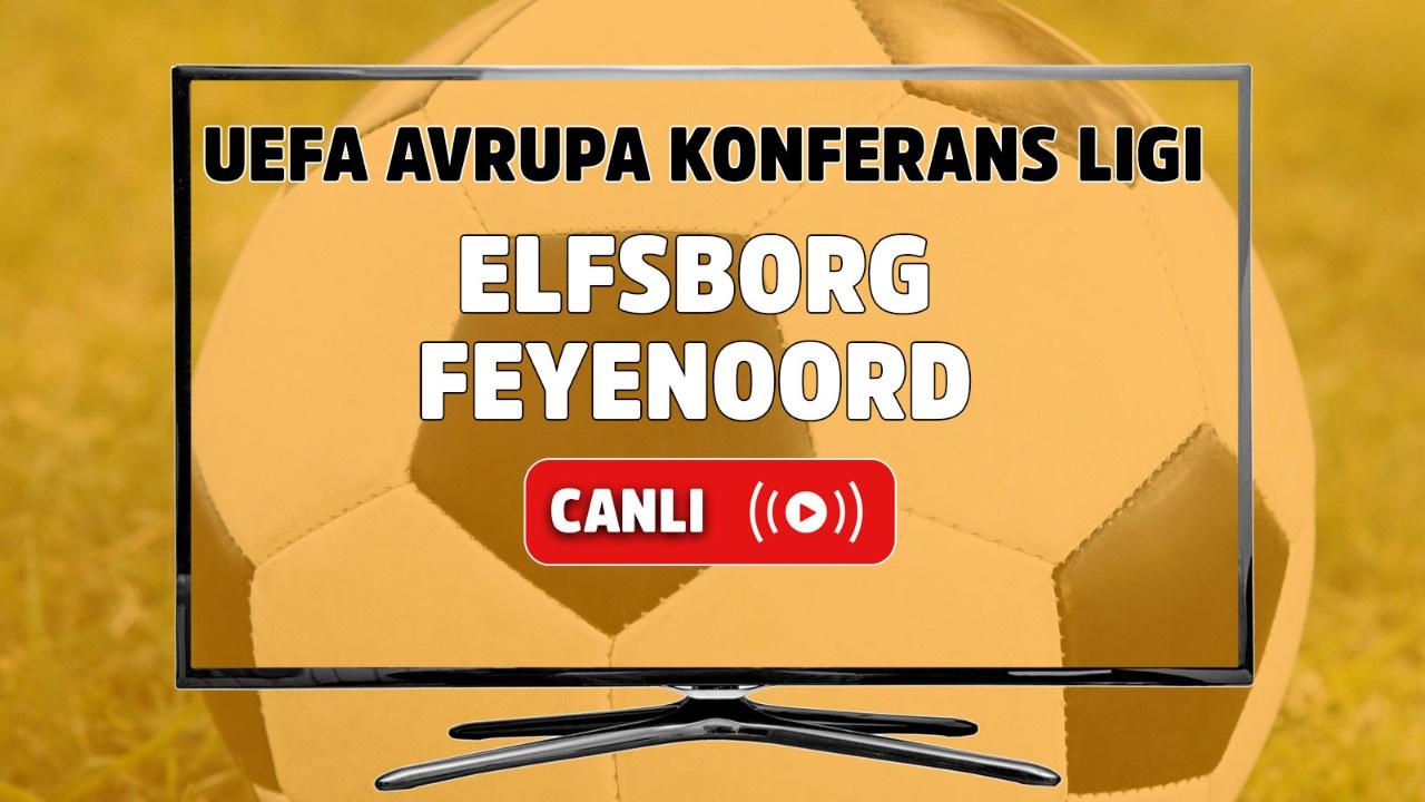 Elfsborg – Feyenoord Canlı