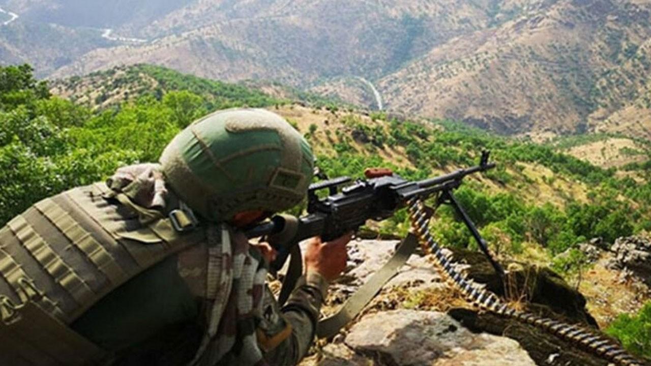 Pençe Şimşek'te 4 PKK'lı etkisiz hale getirildi