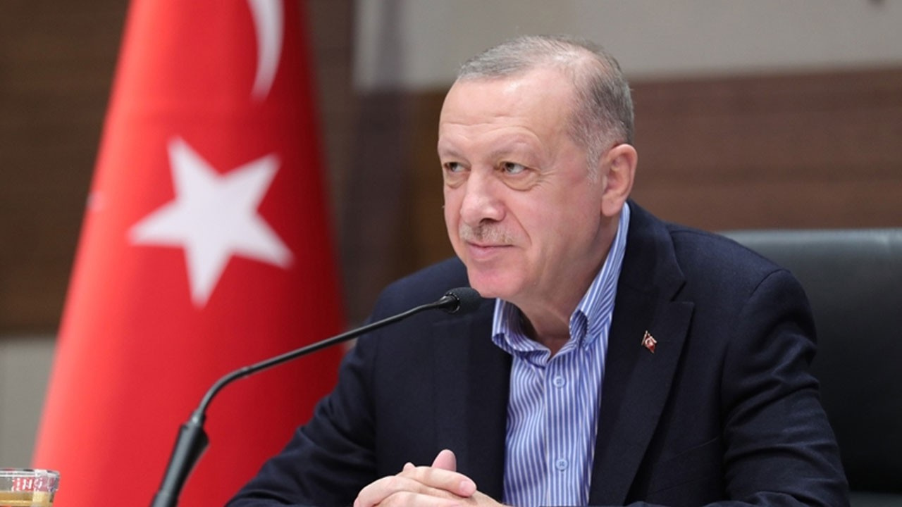 Cumhurbaşkanı Erdoğan'dan balıkçılara mesaj