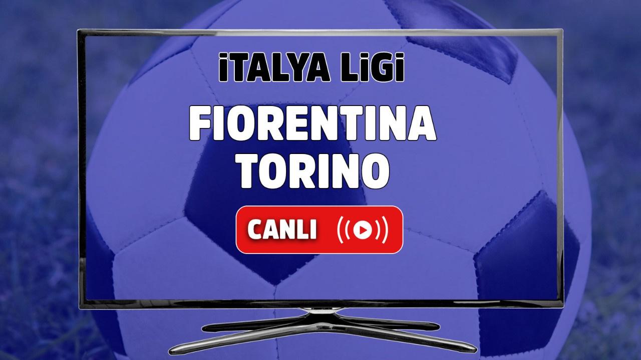 Fiorentina - Torino Canlı