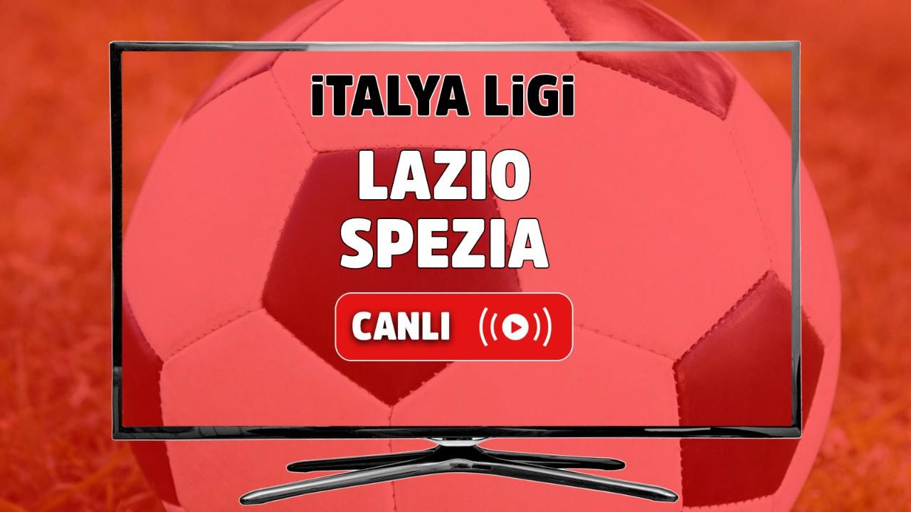 Lazio - Spezia Canlı