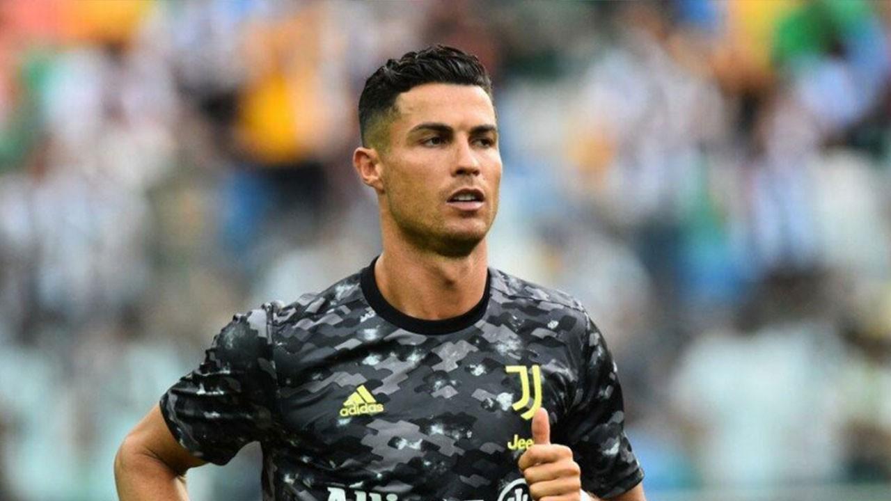 Koyunlar Ronaldo'ya dert oldu