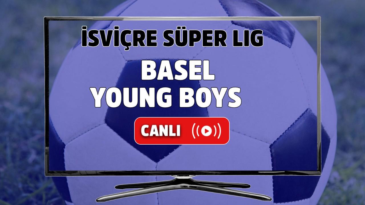 Basel - Young Boys Canlı
