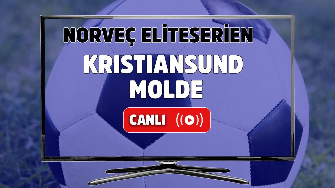 Kristiansund - Molde Canlı