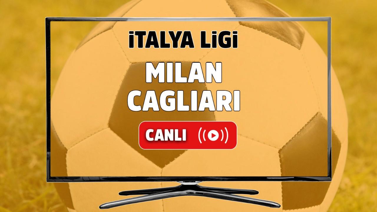 Milan - Cagliari Canlı