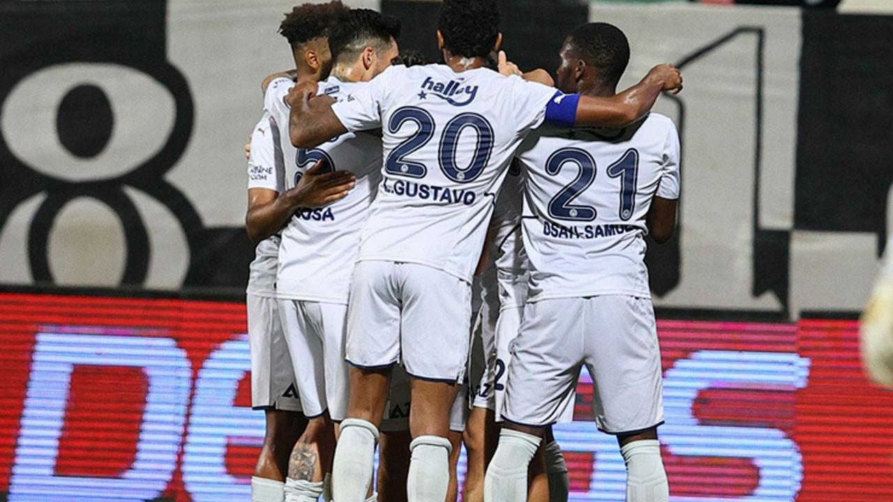 Fenerbahçe'den 3'te 3!