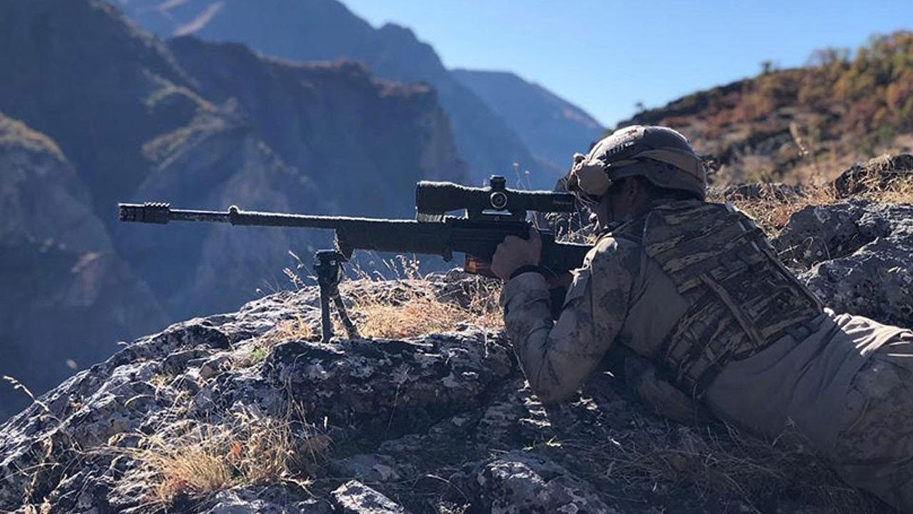 MSB duyurdu! PKK'ya ağır darbe