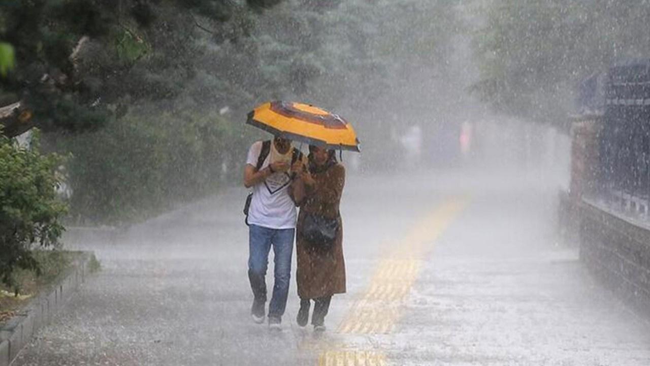 Meteoroloji'den flaş uyarı: Kuvvetli geliyor