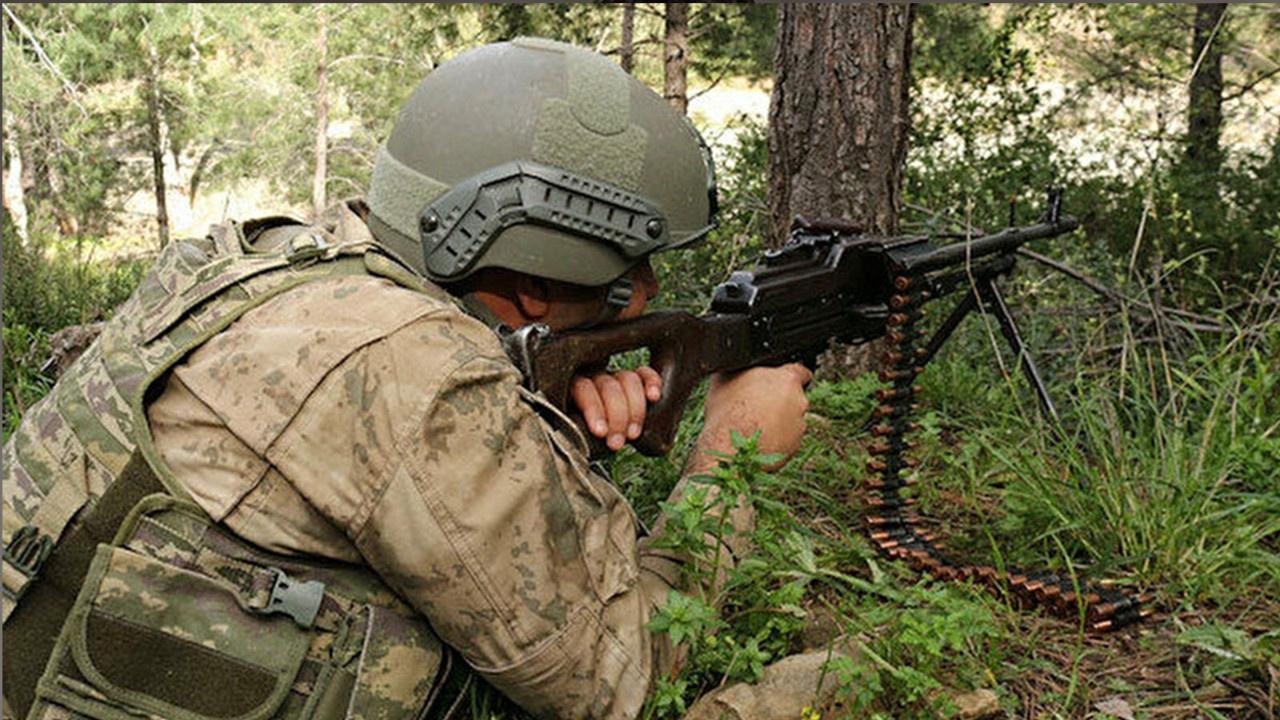 Barış Pınarı'nda 7 terörist etkisiz hale getirildi