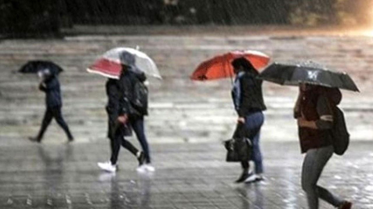 Meteoroloji'den Marmara'ya flaş uyarı