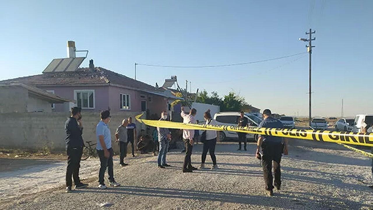 Konya'da dehşet saatleri