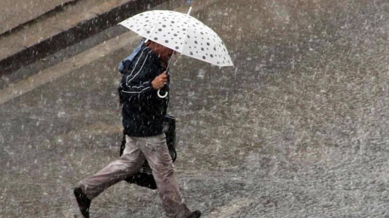 Meteoroloji'den uyarı! Bu bölgelerde yağış