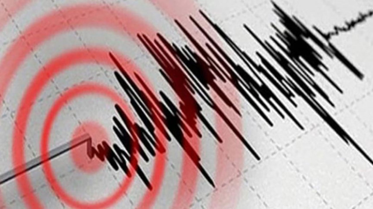 Datça'da sabaha karşı korkutan deprem