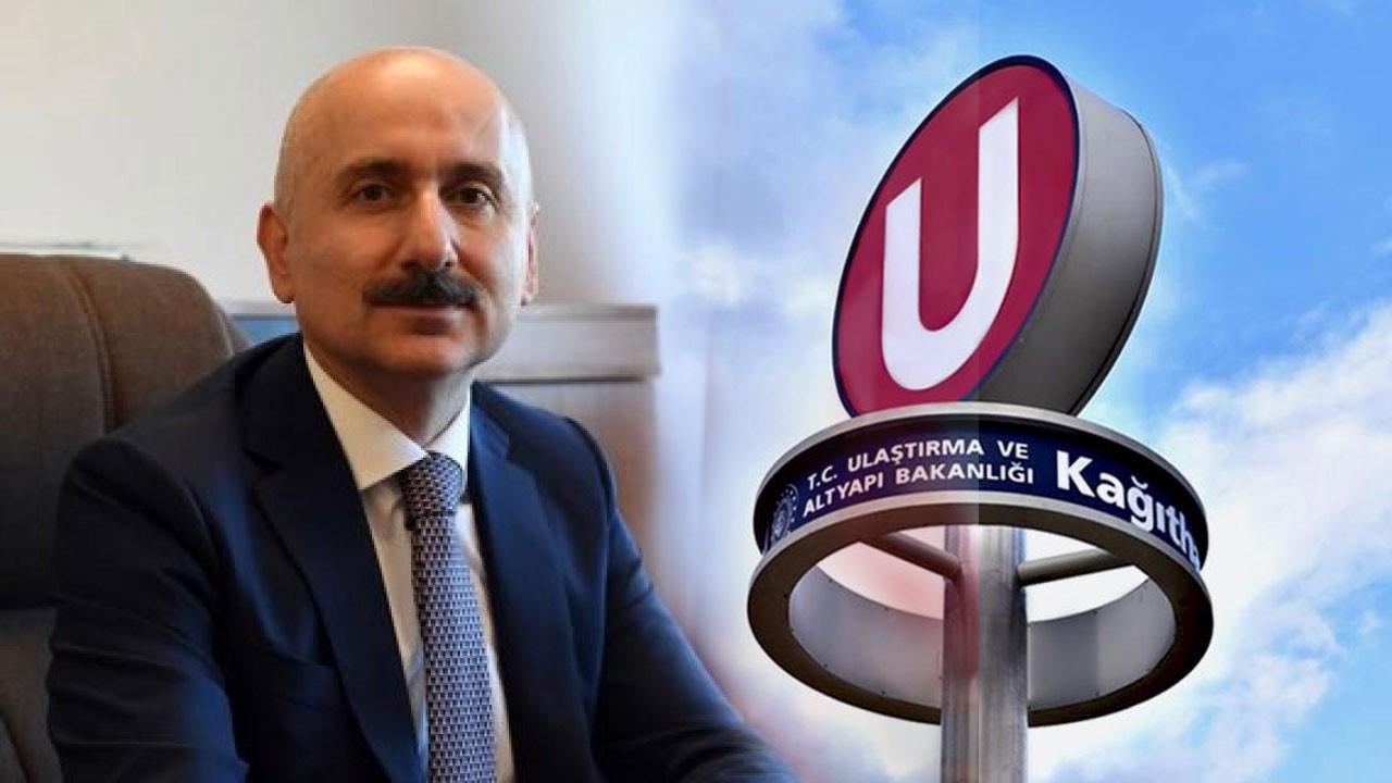 Bakan Karaismailoğlu'ndan 'U' logosu açıklaması