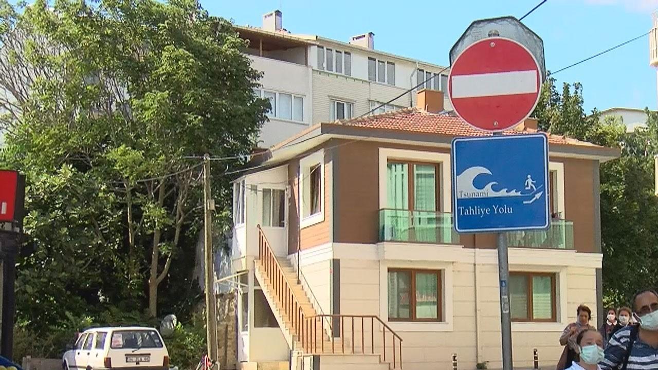 İstanbul'da 'tsunamiden kaçış' uyarıları