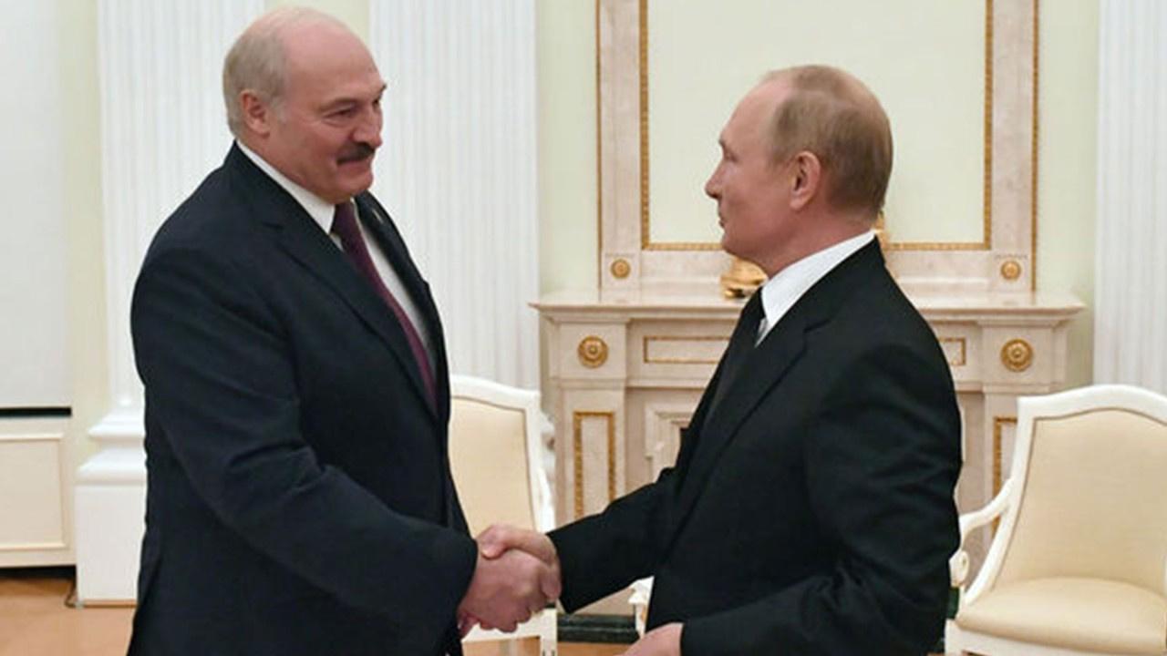 Rusya ve Belarus'tan birleşme adımı