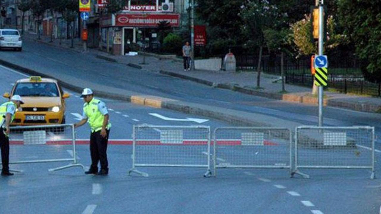 Yola çıkacaklar dikkat! Bu yollar kapalı!