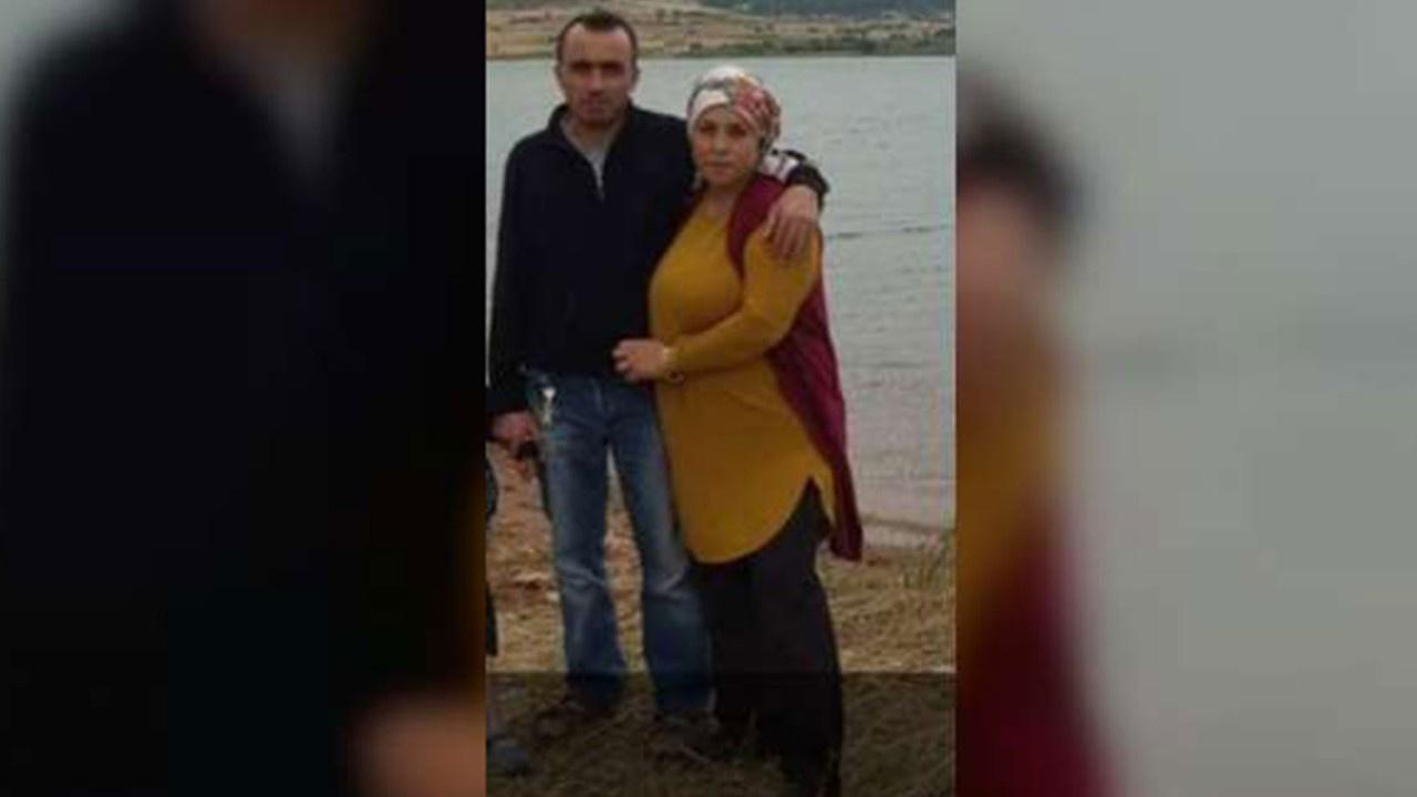 Kayıp ihbarı yaptığı eşini öldürüp, gömmüş